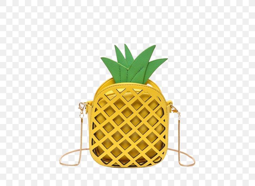 Handbag Pineapple Messenger Bags Pocket, PNG, 600x600px, Handbag, Ananas, Artificial Leather, Backpack, Bag Download Free