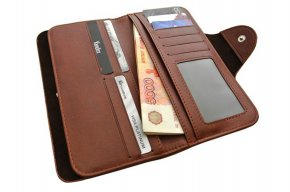 Wallets - Russian Ruble Wallet Clothing Accessories Clutch PNG