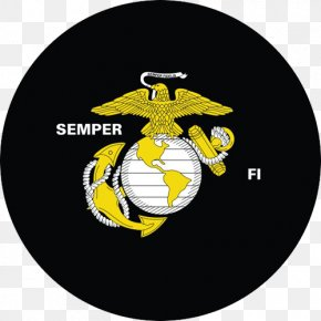 Semper Fidelis - United States Marine Corps Eagle, Globe, And Anchor Marines Semper Fidelis PNG