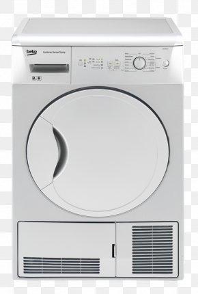 Tumble Dryer - Clothes Dryer Beko DCUR801 Beko DC 7230 Condenser PNG