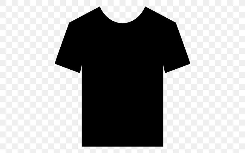 T-shirt Clothing Sleeve Dress, PNG, 512x512px, Tshirt, Black, Black And White, Brand, Clothing Download Free