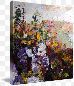 Paint - Acrylic Paint Modern Art Watercolor Painting Still Life PNG