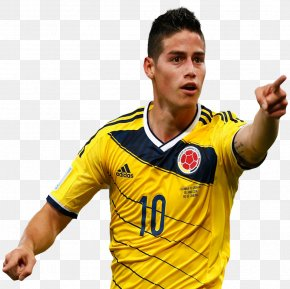 Football - 2014 FIFA World Cup James Rodríguez Colombia National Football Team Real Madrid C.F. 2018 FIFA World Cup PNG