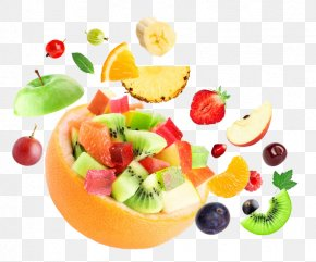 Fruit Salad - Orange Juice Fruit Salad Frutti Di Bosco PNG