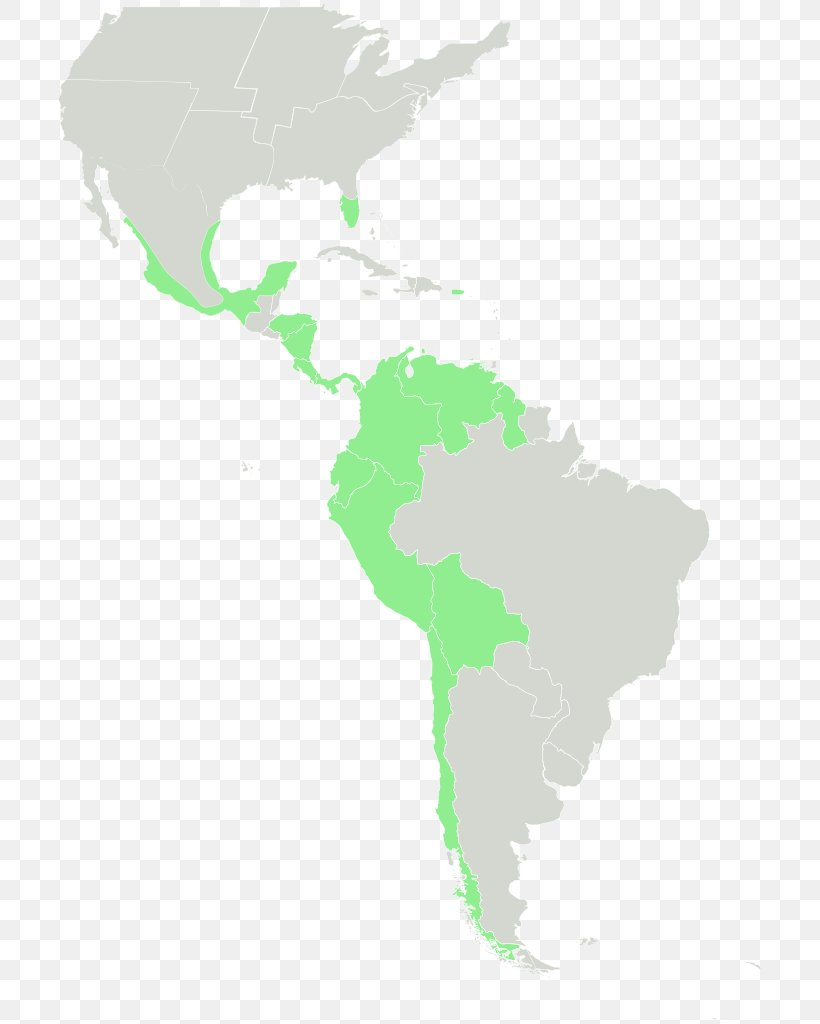 Latin America And The Caribbean United States South America ...