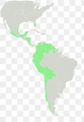 United States - Latin America And The Caribbean United States South America Central America PNG