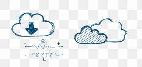 Vector Artwork Cloud Creative - Cloud Computing Euclidean Vector PNG