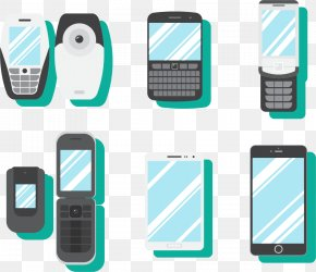 Vector Mobile Phone - Feature Phone Mobile Phone Mobile Device Smartphone PNG