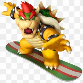 Bowser - Mario & Sonic At The Olympic Games Mario & Sonic At The Olympic Winter Games Bowser Winter Olympic Games PNG