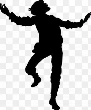 Silhouette - Hip-hop Dance Clip Art PNG