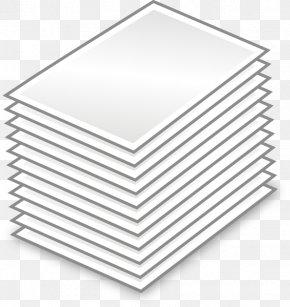 Papers Cliparts - Paper Clip File Folder Clip Art PNG