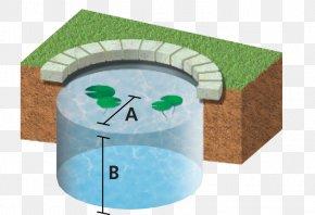 Pond - Pond Volume Water Garden Meter PNG