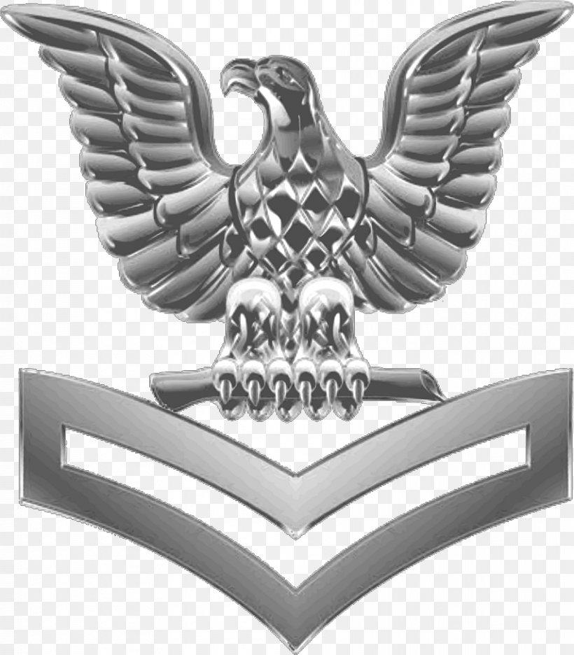 Petty Officer First Class Petty Officer Third Class Petty Officer Second Class Chief Petty Officer, PNG, 854x975px, Petty Officer First Class, Army Officer, Bird Of Prey, Chief Petty Officer, Emblem Download Free