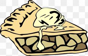 Pie Cartoon Cliparts - Apple Pie Pecan Pie Cherry Pie Pumpkin Pie Pot Pie PNG