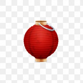 Chinese New Year Decorations Stock Image - Paper Lantern ICO Icon PNG