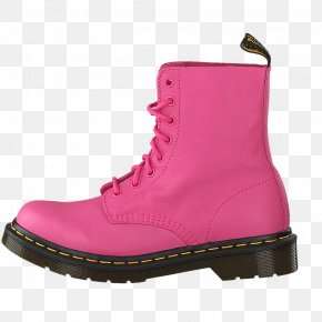 Boot - Slipper Pink Boot Shoe Dr. Martens PNG