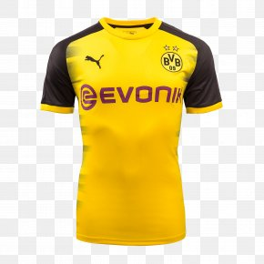 South East Asia - Borussia Dortmund 2016–17 UEFA Champions League United States Men's National Soccer Team Kit Jersey PNG