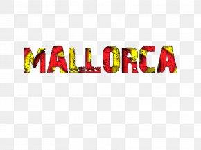 Mallorca - Logo Brand Rectangle Font PNG