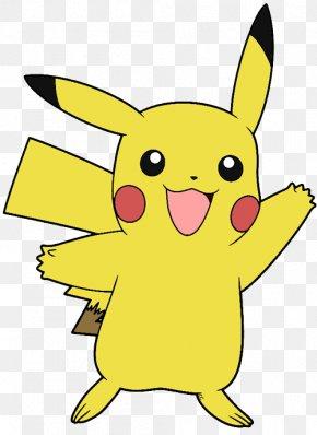 Pika Animal Cliparts - Pikachu Misty Brock Ash Ketchum Clip Art PNG