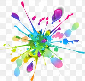 Paint Splash - Splash Color Paint PNG