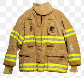 Jacket - Jacket Firefighter T-shirt Bunker Gear Outerwear PNG