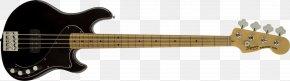 Bass Guitar - Squier Bass Guitar Fender Bass V Fender Musical Instruments Corporation PNG