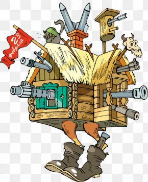 Creative Mobile Weapon Housing - Defender Of The Fatherland Day February 23 Clip Art PNG