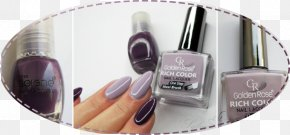 Make Up And Nails - Nail Polish Product Design PNG