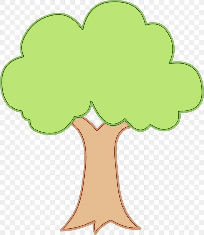 Green Clip Art Leaf Tree Cartoon, PNG, 1200x1378px, Watercolor, Cartoon, Green, Leaf, Paint Download Free