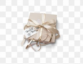 Christmas Gift Box Element - Christmas Gift Christmas Gift Box Ribbon PNG