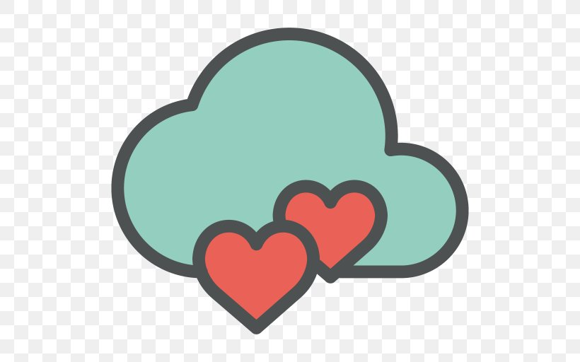 Heart, PNG, 512x512px, Heart, Cloud, Cloud Computing, Gratis, Love Download Free
