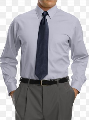 Dress Shirt Image - T-shirt Dress Shirt Collar PNG