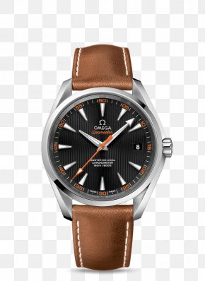 Watch - Watch Strap Omega Seamaster Omega SA Coaxial Escapement PNG