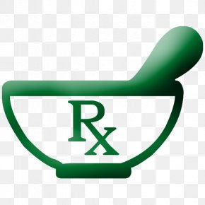 Mortar Cliparts - Medical Prescription Pharmacy Symbol Mortar And Pestle Clip Art PNG