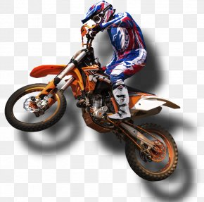 Motocross Transparent Image - Motocross Cupcake Fathers Day Wedding Cake Topper PNG