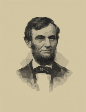 Abraham Lincoln Cliparts - Abraham Lincoln: A History United States Abraham Lincoln Quotes: Abraham Lincoln, Quotes, Quotations, Famous Quotes Clip Art PNG