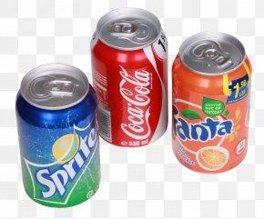 Soda Can - Coca-Cola Orange Soft Drink Diet Coke PNG