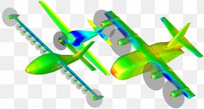 Airplane - Airplane Aircraft Propeller Wing Flight PNG