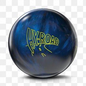 Bowling Ball - Bowling Balls Cobalt Blue Product PNG