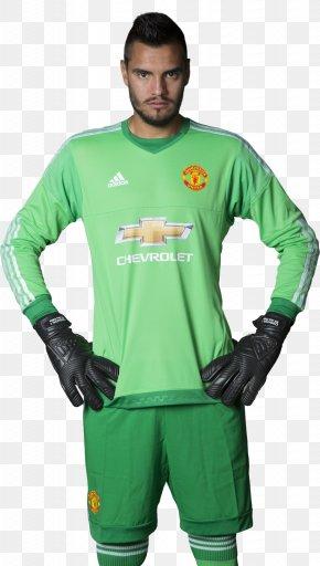 Football - Sergio Romero 2016–17 Manchester United F.C. Season Argentina National Football Team Jersey PNG