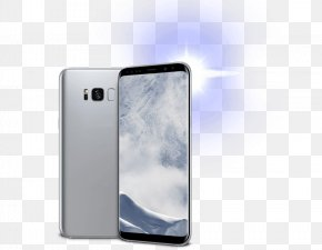Samsung - Samsung Galaxy S8+ Samsung Galaxy Note 8 Smartphone PNG