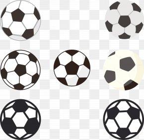 Soccer Ball - Football Drawing Clip Art PNG