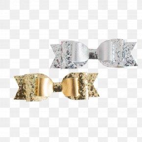 Silver - Silver Jewellery Gold Glitter Confetti PNG