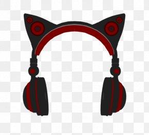 Headphones - Axent Wear Cat Ear Headphones MikuMikuDance Apple Earbuds Écouteur PNG