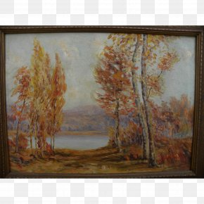 Fine Art Painting - Modern Art Landscape Painting Impressionism Oil Painting PNG