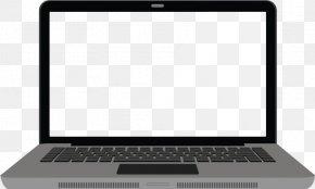 Laptop - Netbook Laptop Personal Computer Computer Monitors PNG