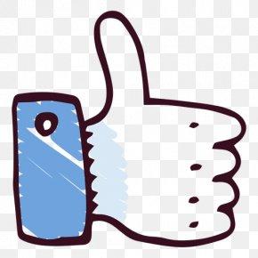 Thumbs Up - Thumb Signal Digit Finger Emoji PNG