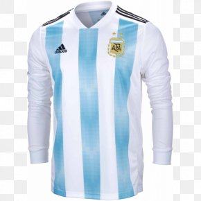 Football - 2018 World Cup Argentina National Football Team 2014 FIFA World Cup Jersey PNG