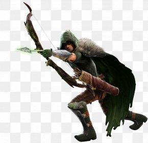 Elf Free Download - Gauntlet Legends Elf Arrow PNG