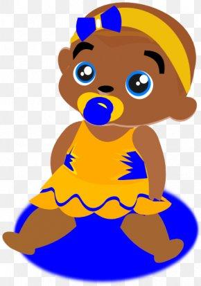 Black Babies Cliparts - Infant Royalty-free Clip Art PNG
